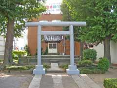 西新井浅間神社