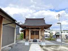 西加平神社