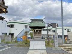 西加平神社天祖神社