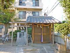 小台天祖神社境内社