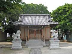 扇三嶋神社
