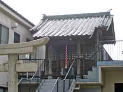 扇御嶽神社