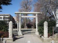 興野神社鳥居
