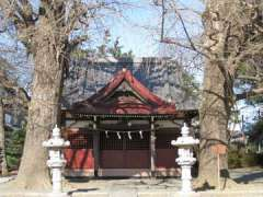 興野神社拝殿