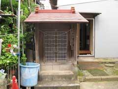柳野神社大師堂