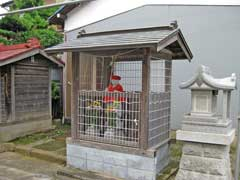 柳野神社地蔵尊