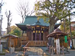 関原八幡神社