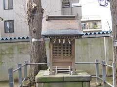 橋戸稲荷神社末社2