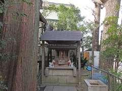 千住本氷川神社三精稲荷神社