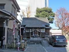 元宿神社社殿