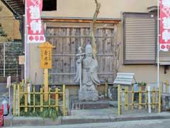 元宿神社寿老神
