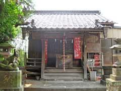 元宿堰稲荷神社