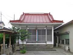 古内天祖神社