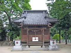 押部八幡神社