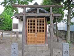 境内社伏見稲荷神社