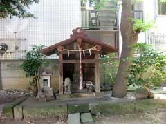 竹塚神社境内社