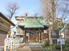 辰沼稲荷神社