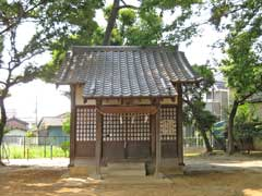 舎人諏訪神社