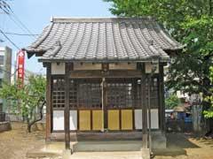 舎人天神社