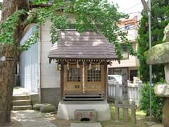 蒲原神社境内社