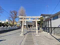 北三谷稲荷神社