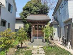 西綾瀬稲荷神社