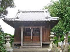 上谷中稲荷神社