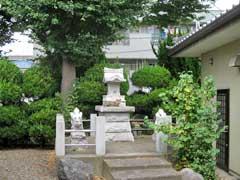 上谷中稲荷神社境内社