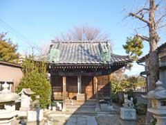 下谷中稲荷神社
