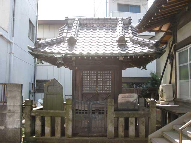 十三仏堂|足立区竹の塚にある名...
