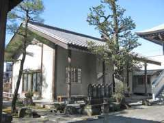 真福寺休息所と六地蔵
