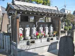 長性寺六地蔵