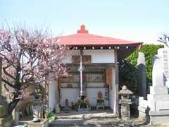 長性寺地蔵堂
