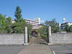法華寺山門
