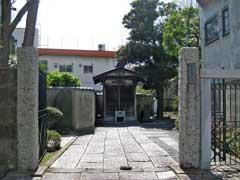 法界寺山門