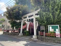 宮地稲荷神社