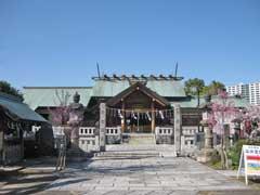 石浜神社寿老神