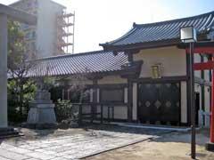 石浜神社神輿庫
