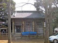 境内社神輿庫