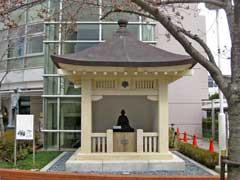 橋本左内の墓旧套堂