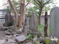 円通寺墓所群