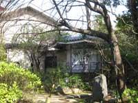 本行寺境内