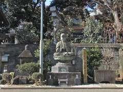 浄光寺銅造地蔵菩薩立像