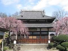 青雲寺本堂