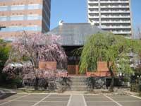 善性寺本堂