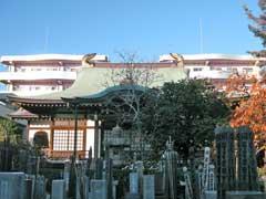 寶蔵院本堂