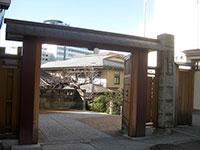 妙清寺山門