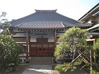 妙清寺本堂