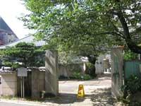 昌清寺山門