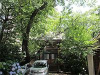 潮泉寺本堂